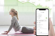 【30%OFFクーポン】CEITURA スマート体重・体組成/体脂肪計(Bluetooth)